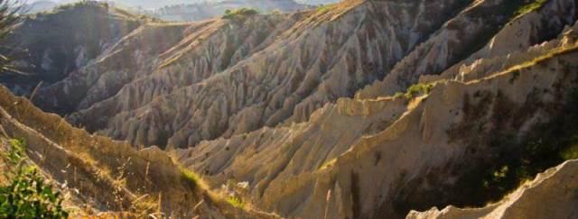 Calanchi di Atri: architetture naturali d'Abruzzo