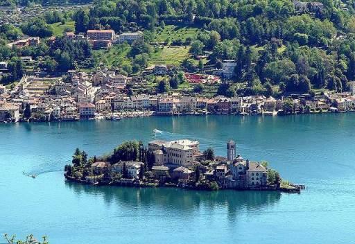 Lago d'Orta: magia, charme e natura