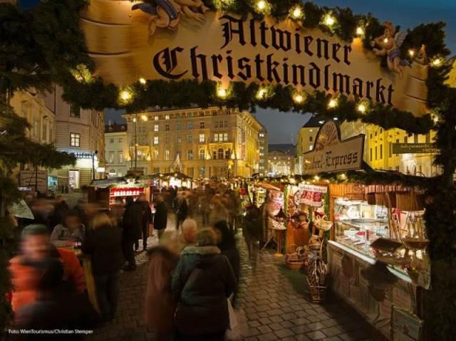 Mercatini di Natale Austri Vienna
