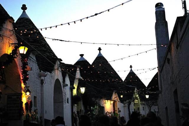 Natale ad Alberobello